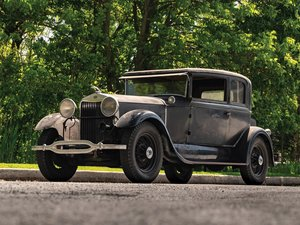 1930 Lincoln Model L-179 Coupe