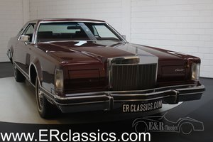 Lincoln Continental Mark V 1978 coupe automatic