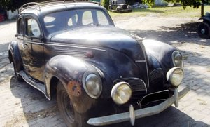 Picture of Lincoln Zephir V12 - 1938 For Sale