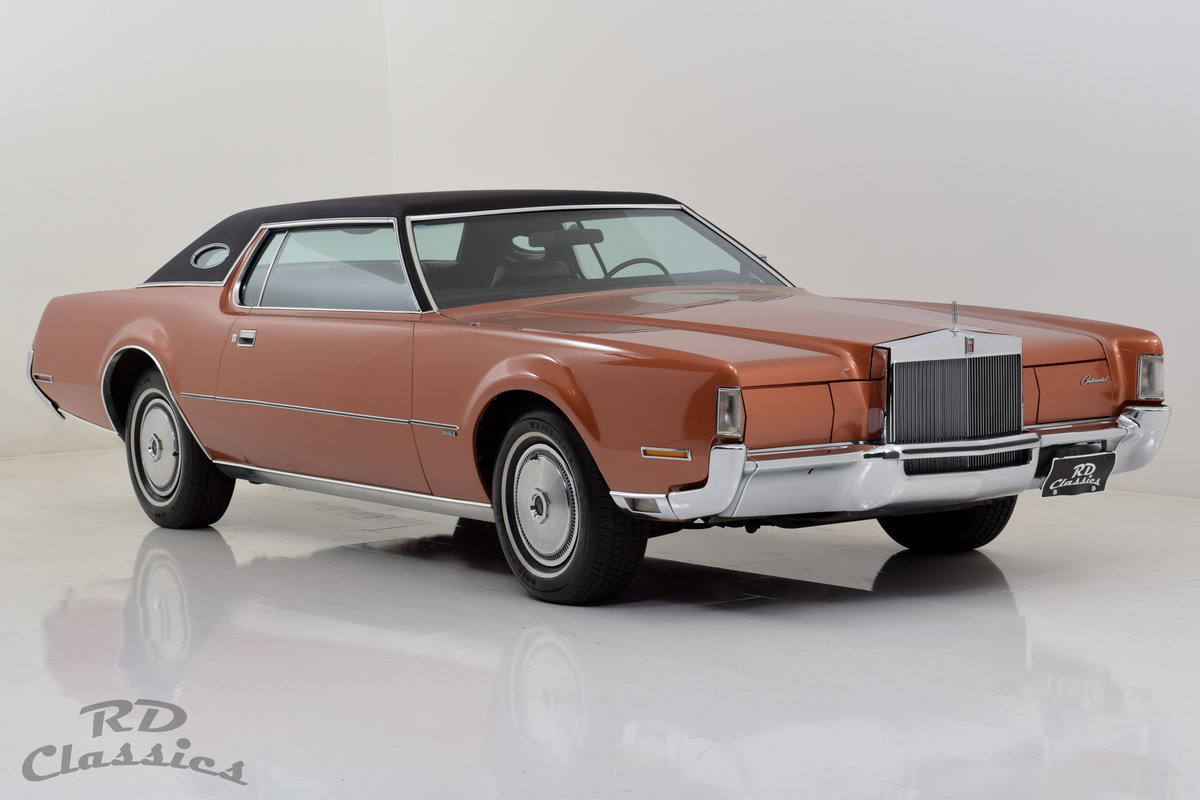 1972 Lincoln Continental Mark IV For Sale (picture 1 of 6)