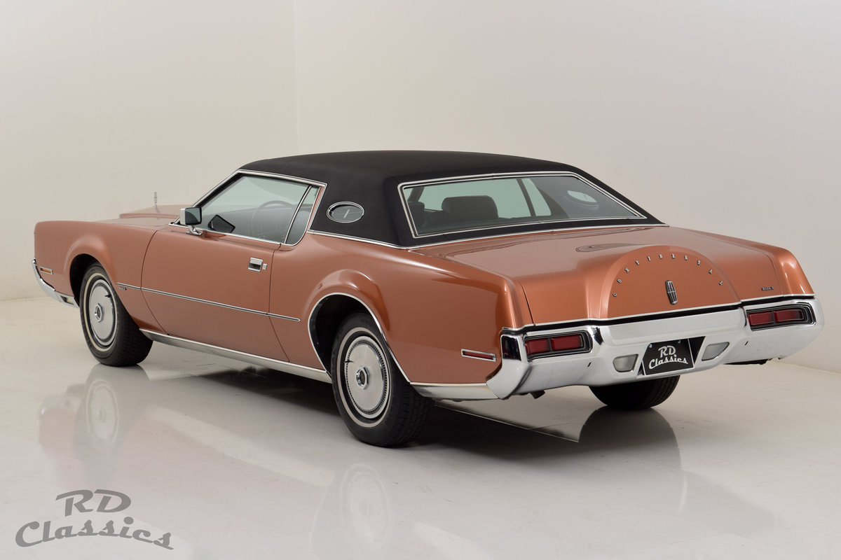 1972 Lincoln Continental Mark IV For Sale (picture 2 of 6)