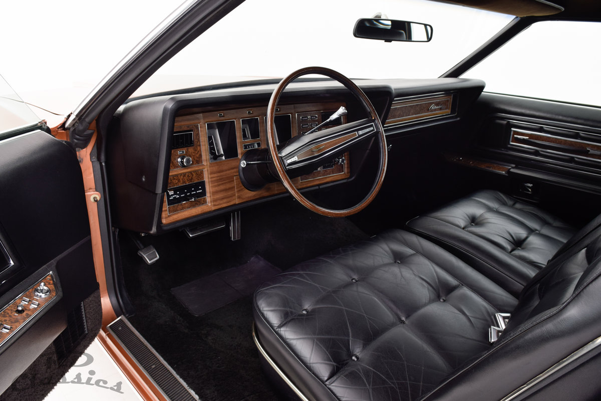 1972 Lincoln Continental Mark IV For Sale (picture 4 of 6)