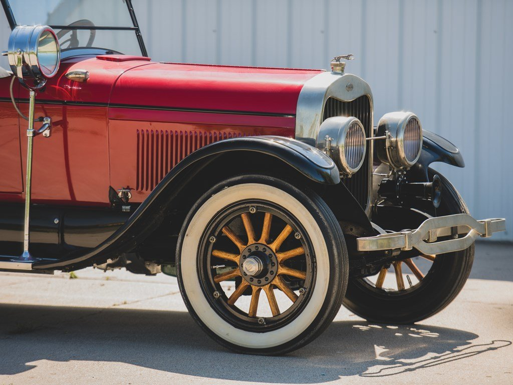 1924 Lincoln Model L Four-Passenger Phaeton  For Sale by Auction (picture 6 of 6)
