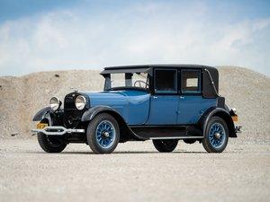 1927 Lincoln Model L Two-Window Sedan