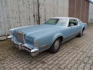 1973 Lincoln Continental Mk4 Very nice, rustfree