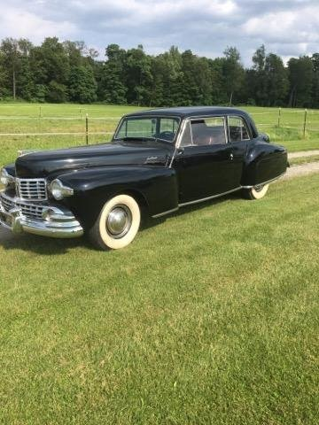 1948 Lincoln Continental Cabriolet (New Hartford, NY) For Sale (picture 1 of 6)
