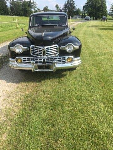 1948 Lincoln Continental Cabriolet (New Hartford, NY) For Sale (picture 2 of 6)