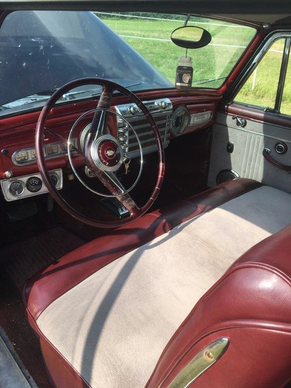 1948 Lincoln Continental Cabriolet (New Hartford, NY) For Sale (picture 5 of 6)