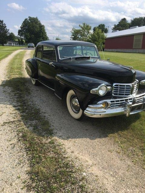 1948 Lincoln Continental Cabriolet (New Hartford, NY) For Sale (picture 6 of 6)