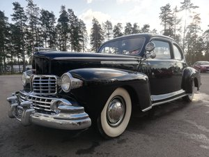 1946 Lincoln Club Coupe V12 For Sale