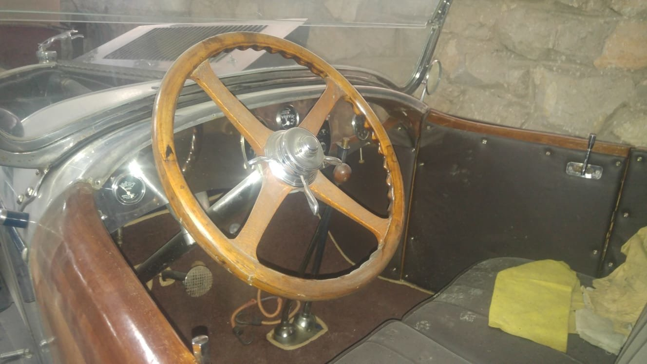 1930 Lincoln model l convertible roadter For Sale (picture 5 of 6)