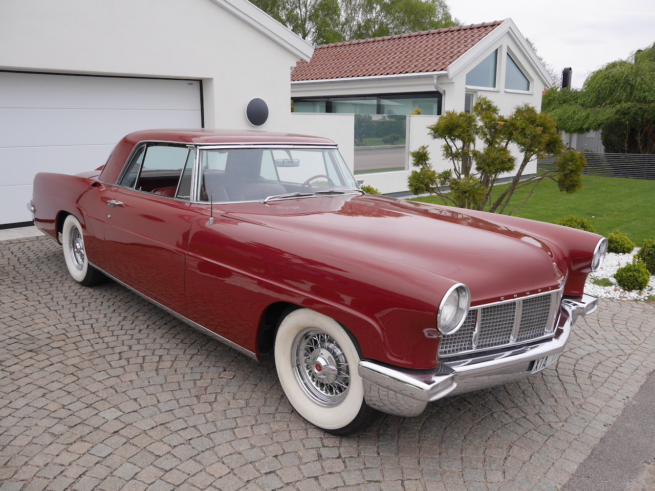 1956 Rare Continental MK2 one of 1500 left For Sale (picture 1 of 5)