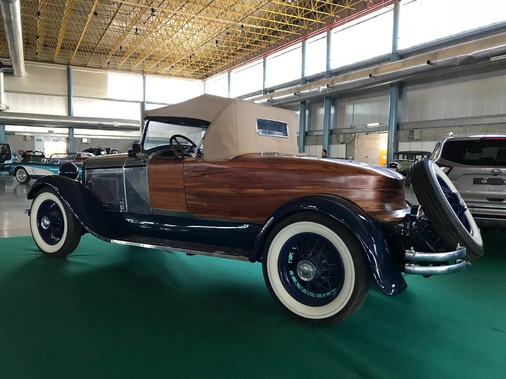 1930 Lincoln model l convertible roadter For Sale (picture 3 of 6)