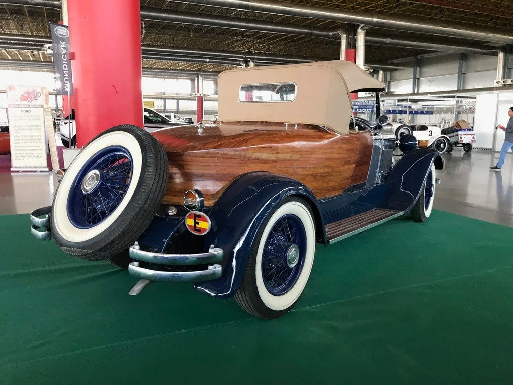 1930 Lincoln model l convertible roadter For Sale (picture 4 of 6)