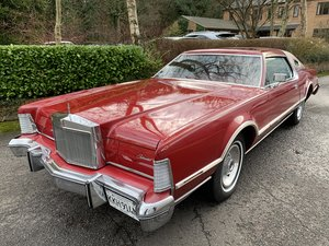 Picture of 1975 LINCOLN CONTINENTAL  MKIV  VERSAILLES For Sale