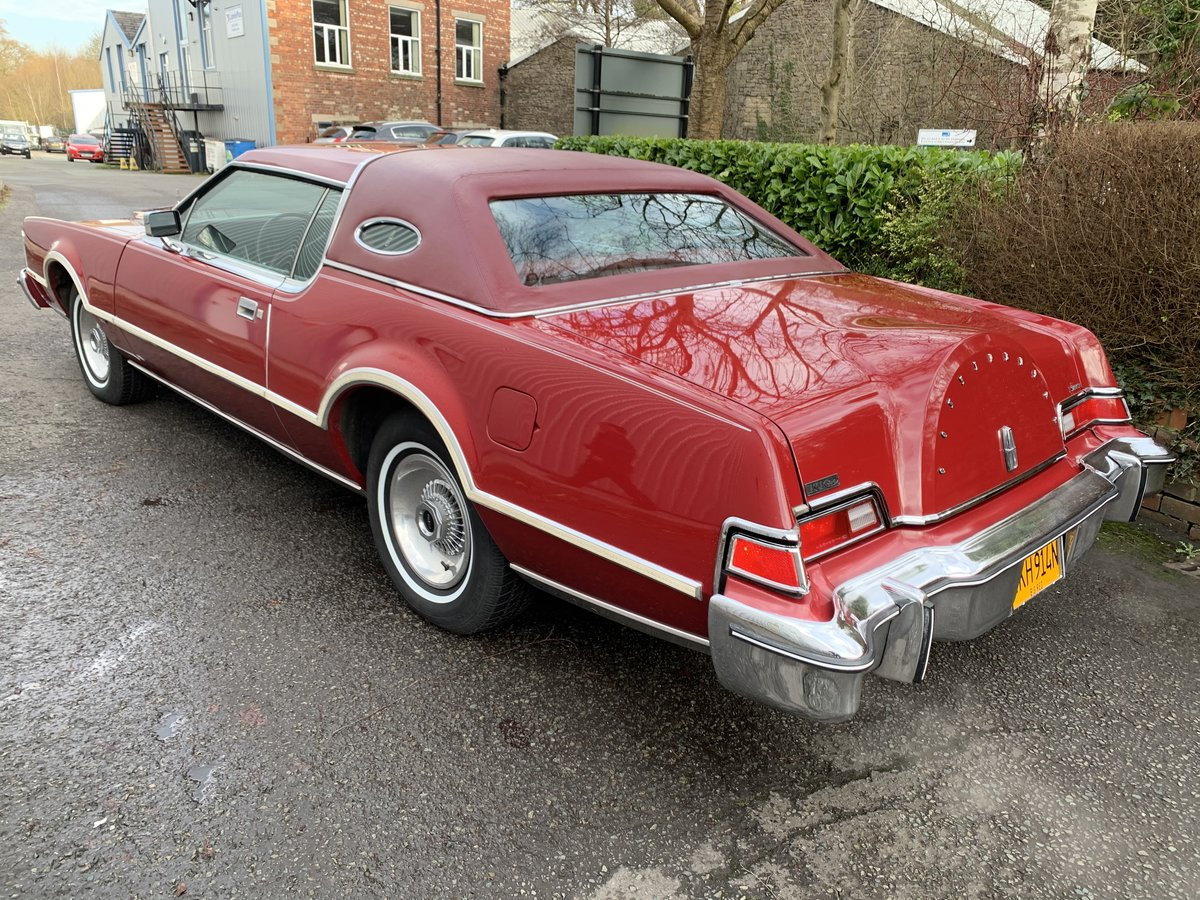 1975 LINCOLN CONTINENTAL  MKIV  VERSAILLES For Sale (picture 2 of 6)