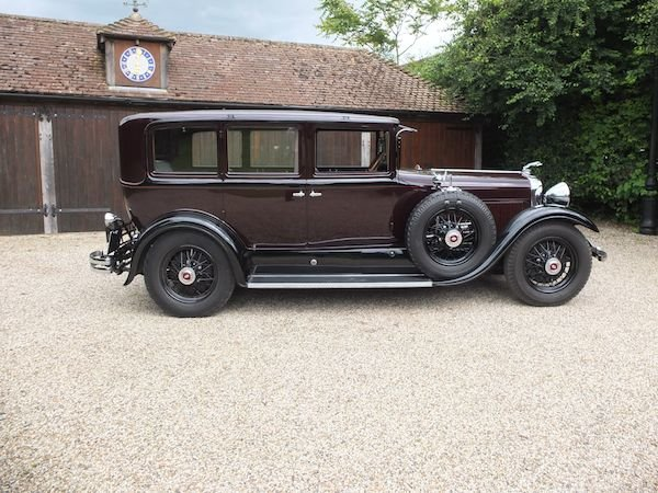 1929 Lincoln Model L Limousine  For Sale (picture 3 of 6)