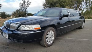 Lincoln Town car / Limousine. 2005 Executive series