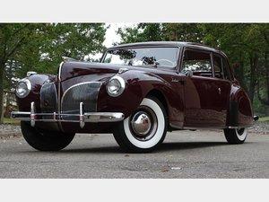 1941 Lincoln Continental Club Coupe