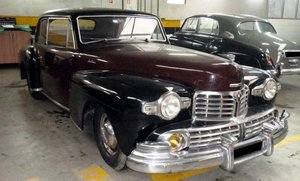 Picture of Lincoln Continental Coupé V12 - 1947 For Sale