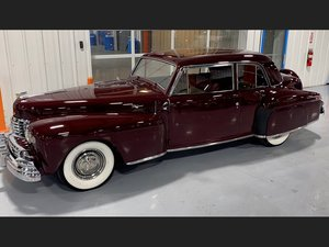 1946 Lincoln Continental Club Coupe
