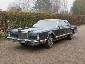 1978 Lincoln MK V Givenchy For Sale