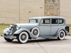 1933 Lincoln Model KB Seven-Passenger Sedan