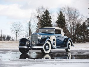 1933 Lincoln Model KB Convertible Roadster by LeBaron