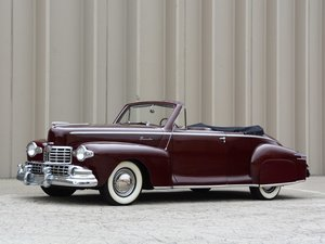1948 Lincoln Convertible