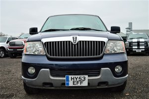 Lincoln navigator 5.4 v8 automatic 7 seater e