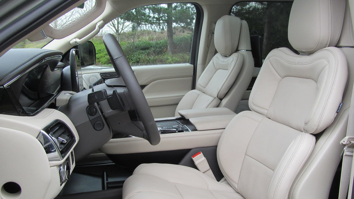 2019 ( 20 reg) Lincoln Navigator Reserve 3.5L Twin Turbo 4x4 For Sale (picture 5 of 6)