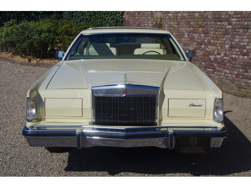 1979 Lincoln Mark V Superb original example, first paint, only 25 For Sale (picture 5 of 6)