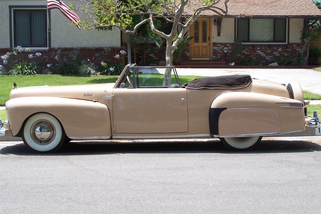 1942 Lincoln Continental ** SUPER RARE ** For Sale (picture 2 of 6)