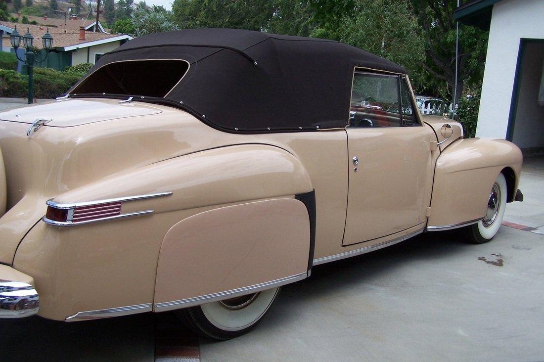 1942 Lincoln Continental ** SUPER RARE ** For Sale (picture 6 of 6)