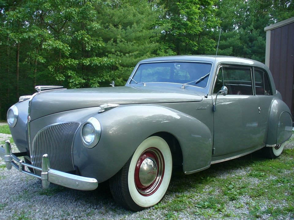 1941 Lincoln Continental (Driggs, ID) $49,999 obo For Sale (picture 1 of 6)