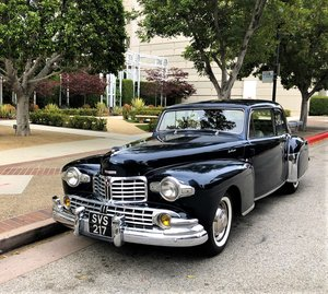 Picture of 1946 Lincoln Continental SOLD