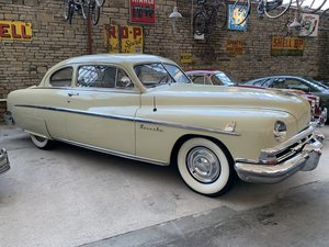 1951 Lincoln Sports Coupe V8 Auto