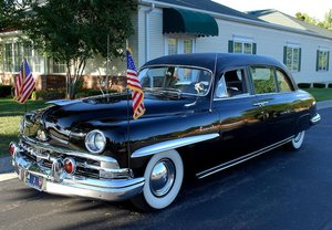 1950 Lincoln Limo  President Harry S. Truman