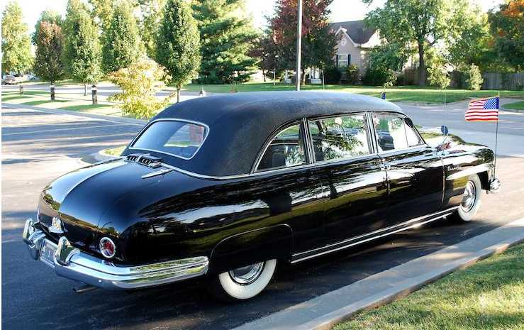1950 Lincoln Limo  President Harry S. Truman For Sale (picture 6 of 6)