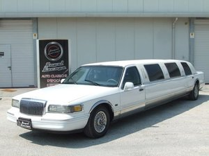 Picture of 1996 LINCOLN TOWN CAR VERSIONE For Sale