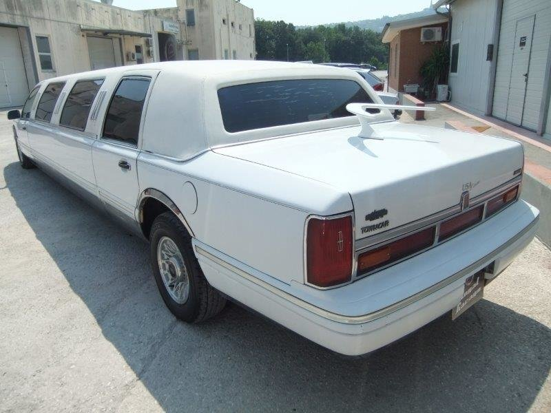 1996 LINCOLN TOWN CAR VERSIONE For Sale (picture 3 of 6)