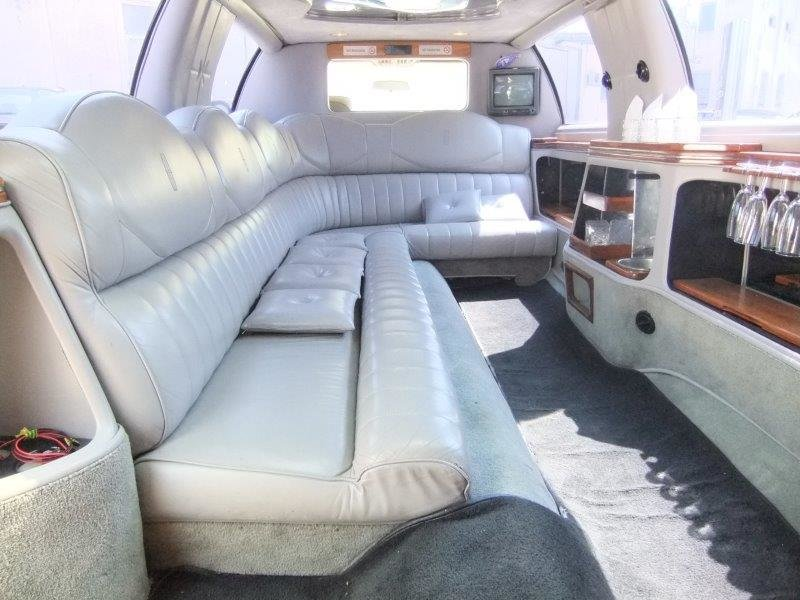 1996 LINCOLN TOWN CAR VERSIONE For Sale (picture 5 of 6)