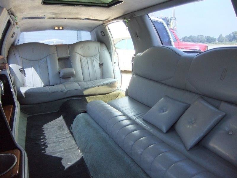 1996 LINCOLN TOWN CAR VERSIONE For Sale (picture 6 of 6)