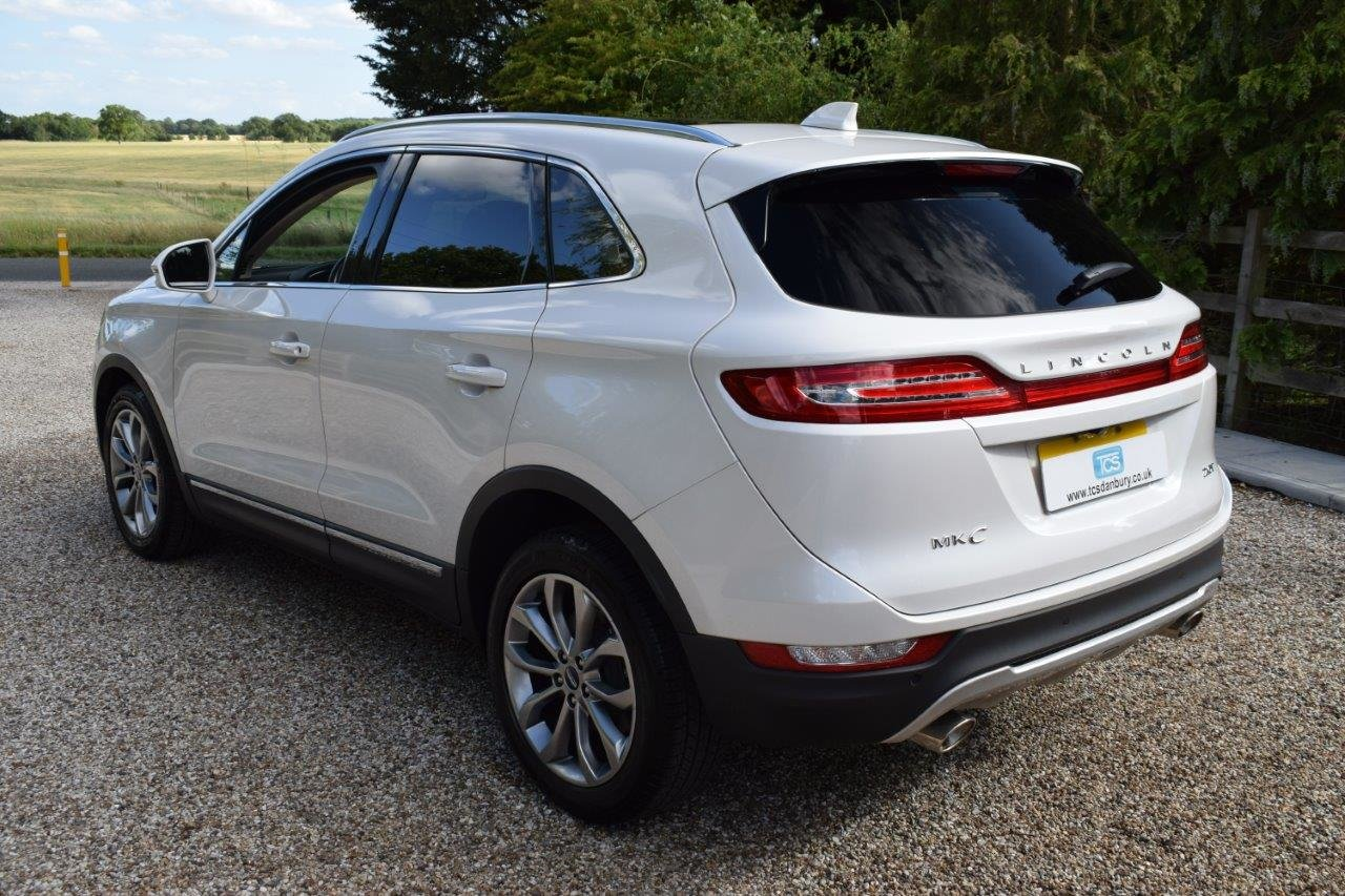 2019 Lincoln MKC 2.0i EcoBoost Reserve 17MY 69-plate For Sale (picture 2 of 6)
