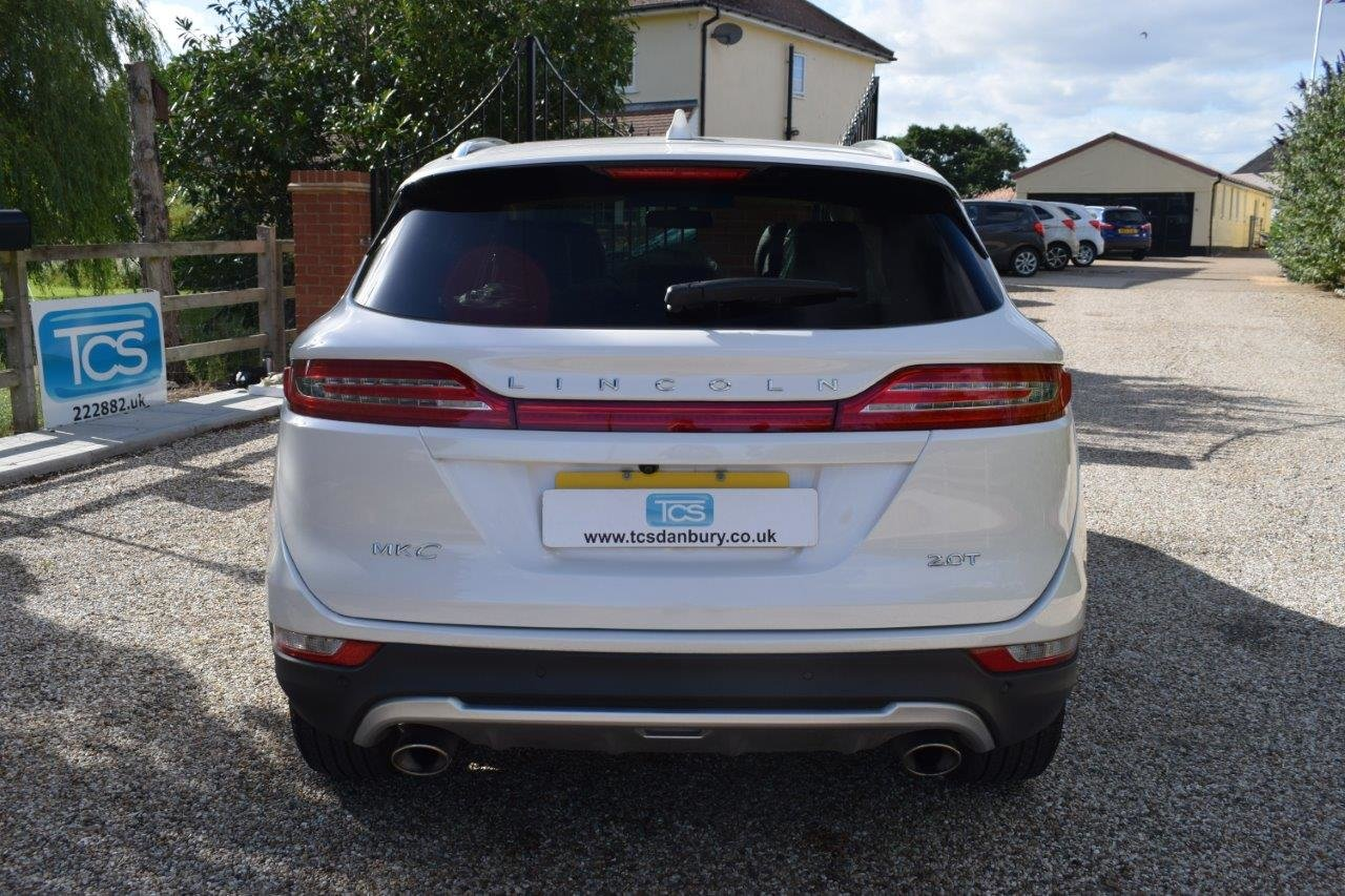 2019 Lincoln MKC 2.0i EcoBoost Reserve 17MY 69-plate For Sale (picture 5 of 6)