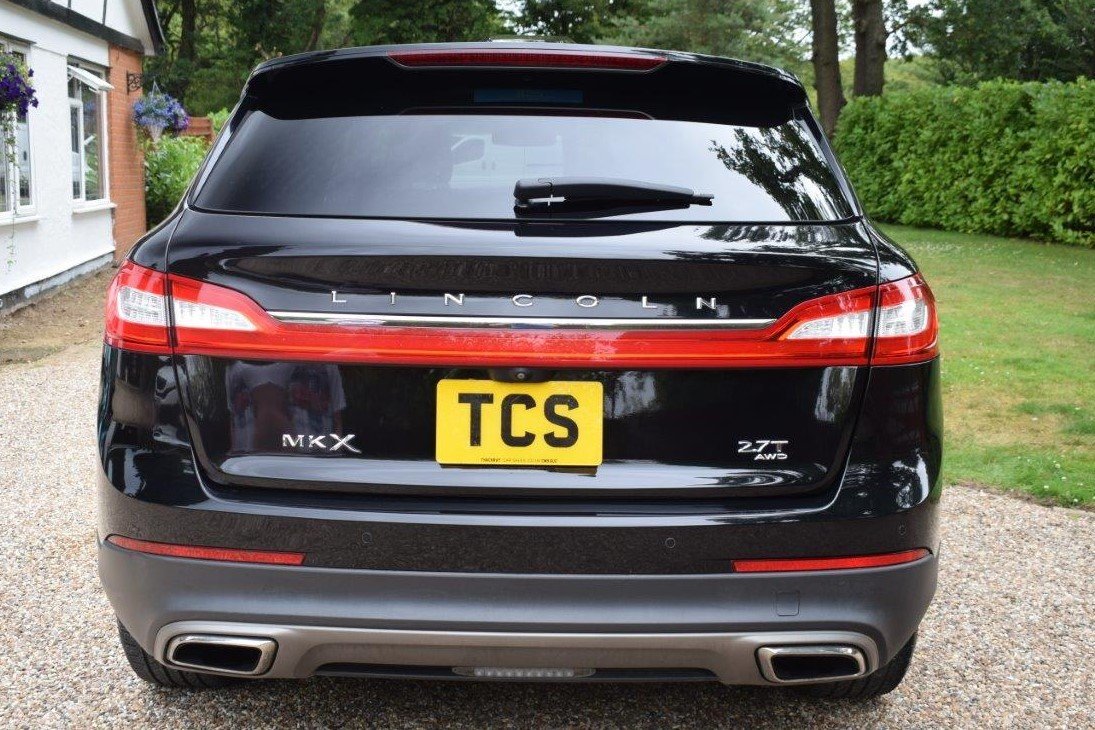 2019 19-plate Lincoln MKX 2.7i V6 EcoBoost AWD Automatic Resreve For Sale (picture 5 of 6)