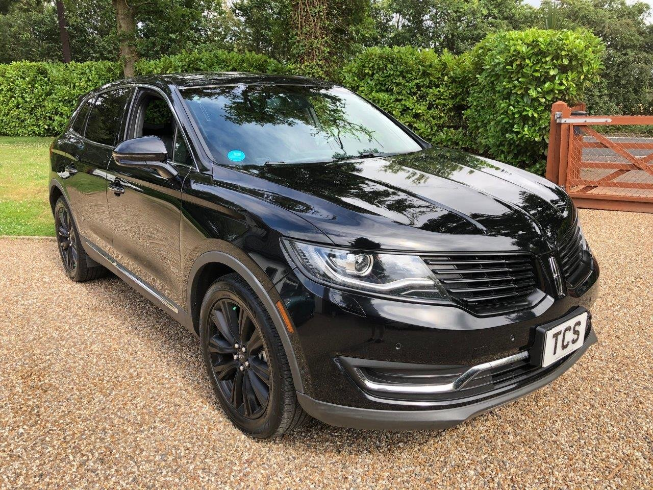 2019 19-plate Lincoln MKX 2.7i V6 EcoBoost AWD Automatic Resreve For Sale (picture 1 of 6)