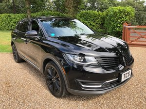 Picture of 2019 19-plate Lincoln MKX 2.7i V6 EcoBoost AWD Automatic Resreve