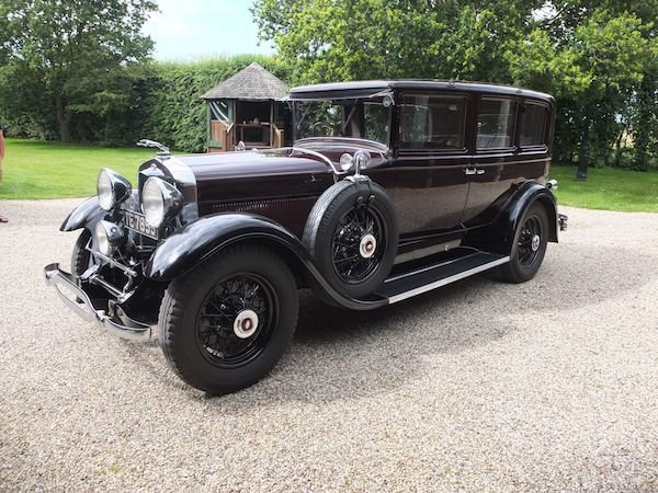 1929 Lincoln Model L Limousine  For Sale (picture 2 of 6)