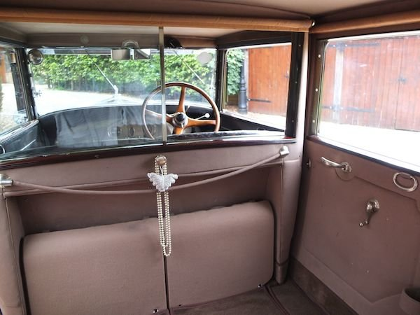 1929 Lincoln Model L Limousine  For Sale (picture 6 of 6)
